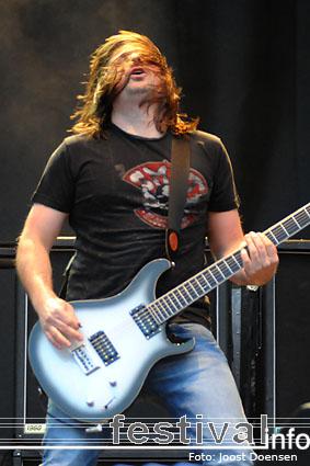 Staind op Rock Am Ring 2009 foto