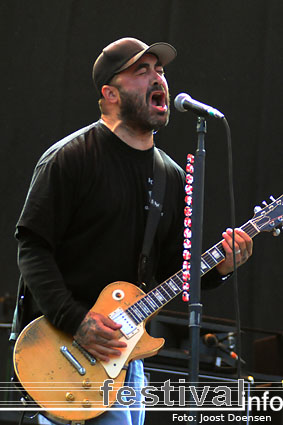 Foto Staind op Rock Am Ring 2009