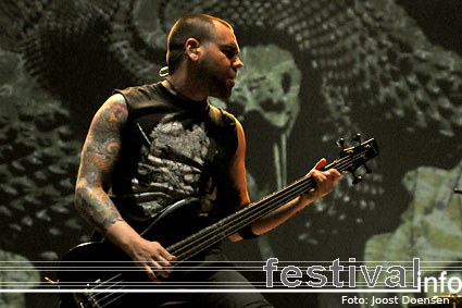 Foto Killswitch Engage op Rock Am Ring 2009