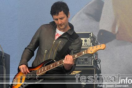 The Script op Rock Am Ring 2009 foto