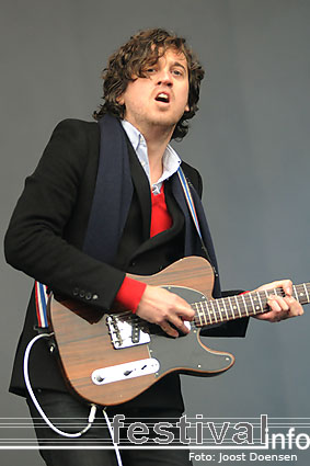 Phoenix op Rock Am Ring 2009 foto