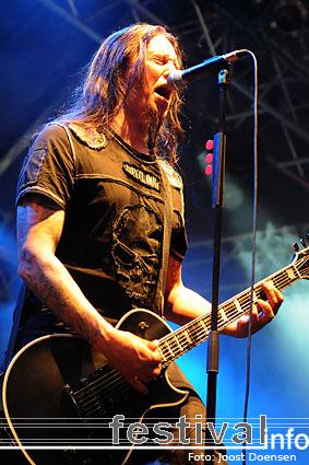 Pain op Rock Am Ring 2009 foto