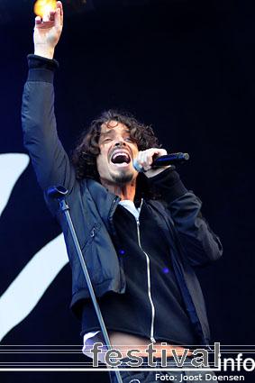 Chris Cornell op Rock Am Ring 2009 foto