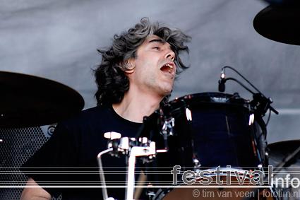 Foto Voivod op Wâldrock 2009
