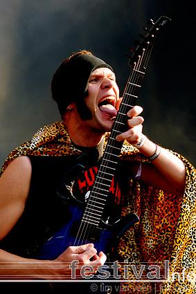 Killswitch Engage op Wâldrock 2009 foto
