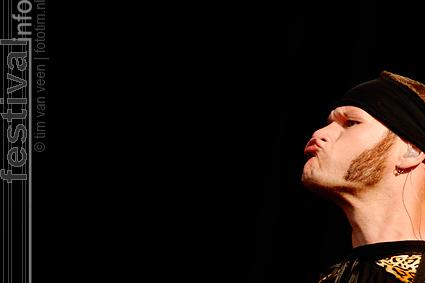 Foto Killswitch Engage op Wâldrock 2009