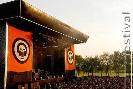 Motörhead op Wâldrock 2009 foto