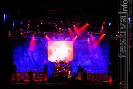 Heaven And Hell op Wâldrock 2009 foto