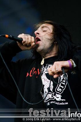 Foto Lamb Of God op Sonisphere 2009