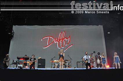 Duffy op TW Classic 2009 foto