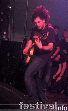Hopesfall op Groezrock 2005 foto