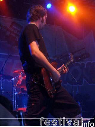 Rise Against op Groezrock 2005 foto