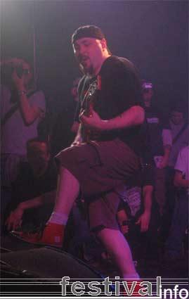 Ringworm op Groezrock 2005 foto