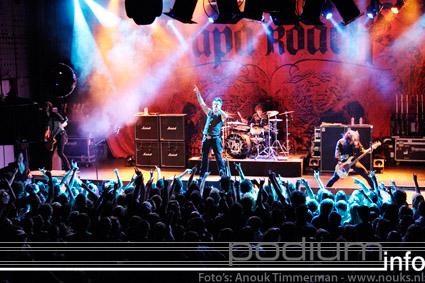 Foto Papa Roach op Papa Roach - 27/6 - Atak