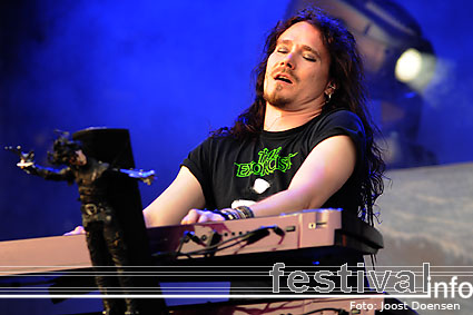 Foto Nightwish op Graspop Metal Meeting 2009