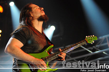 Dream Theater op Graspop Metal Meeting 2009 foto