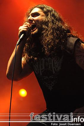 Kataklysm op Graspop Metal Meeting 2009 foto