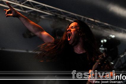 Legion of the Damned op Graspop Metal Meeting 2009 foto