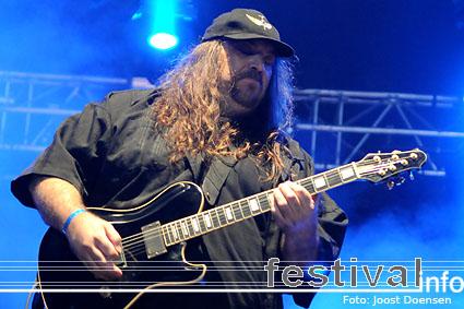 Jon Oliva's Pain op Graspop Metal Meeting 2009 foto