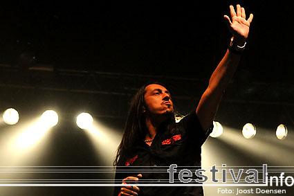 Foto Lacuna Coil op Graspop Metal Meeting 2009