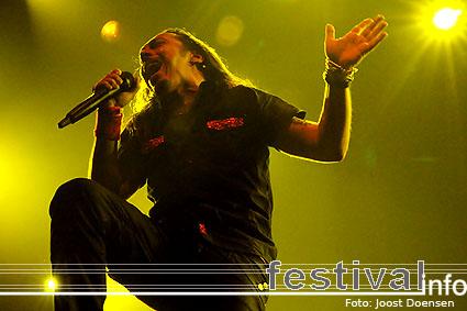 Lacuna Coil op Graspop Metal Meeting 2009 foto
