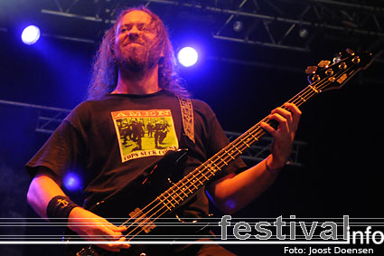 God Forbid op Graspop Metal Meeting 2009 foto