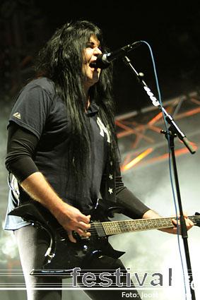 W.A.S.P. op Graspop Metal Meeting 2009 foto