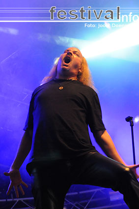 Candlemass op Graspop Metal Meeting 2009 foto