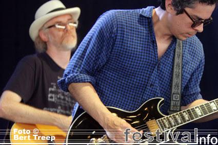 M. Ward op Rock Werchter 2009 foto