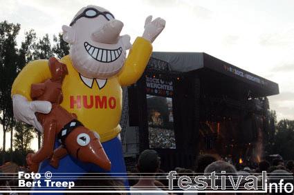 Rock Werchter 2009 foto