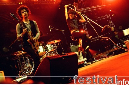 The Mars Volta op Roskilde 2009 foto