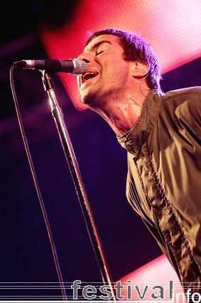 Oasis op Roskilde 2009 foto