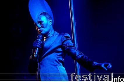Grace Jones op Roskilde 2009 foto