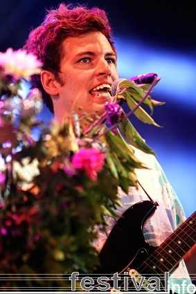 Oh No Ono op Roskilde 2009 foto