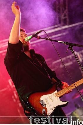 Elbow op Roskilde 2009 foto