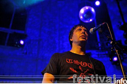 The Oblivians op Rawk 2009 foto