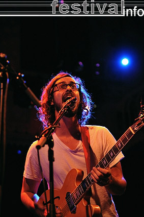 Foto White Denim op Rawk 2009