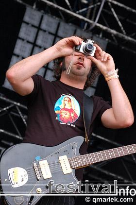 Jovink en de Voederbietels op Zwarte Cross 2009 foto