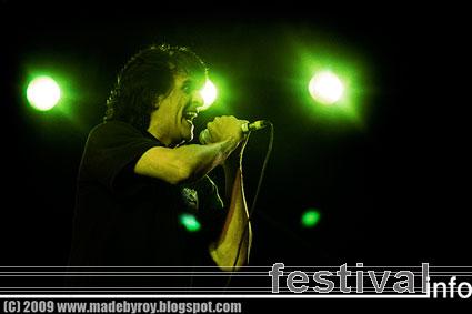 Foto Mad Decent Soundsystem op Dour 2009