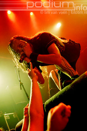 Foto The Lucifer Principle op Lamb Of God - 1/8 - Melkweg