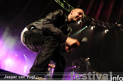 Foto De Jeugd Van Tegenwoordig op Raw Rhythm 2009