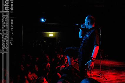 Grendel op Summer Darkness 2009 foto