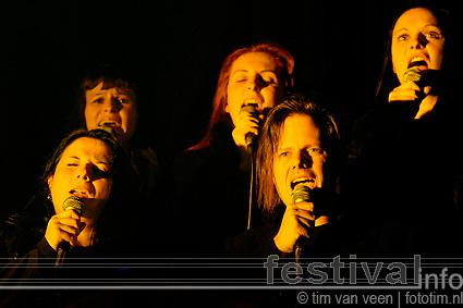 Rosa Crvx op Summer Darkness 2009 foto