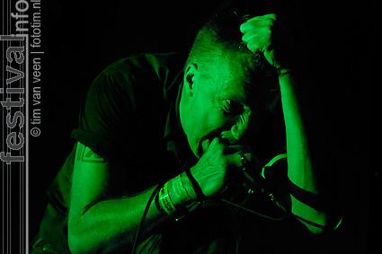 Suicide Commando op Summer Darkness 2009 foto