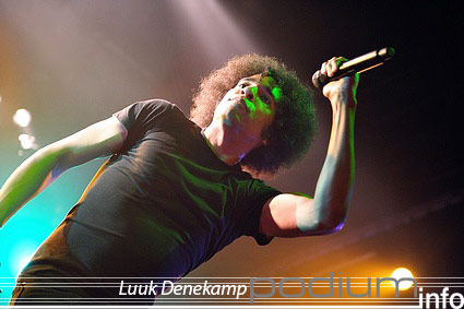 Alice In Chains op Alice In Chains - 12/8 - Melkweg foto