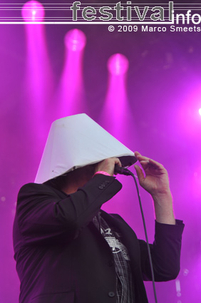 Foto Claw Boys Claw op Pinkpop Classic 2009