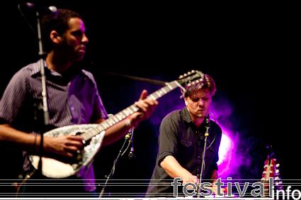 Calexico op Sziget 2009 foto