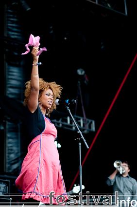 Miss Platnum op Sziget 2009 foto