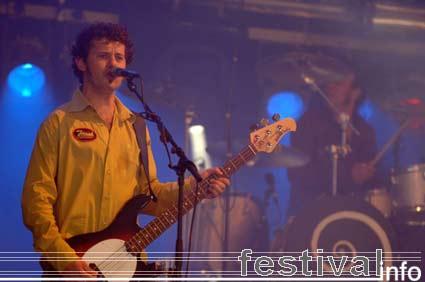 Jovink en de Voederbietels op Dauwpop 2005 foto