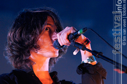 Foto Arctic Monkeys op Lowlands 2009
